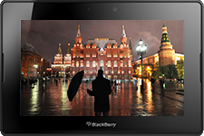 A Blackberry Playbook was one of our Prizes for Our Photo Contest