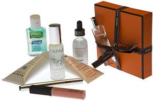 Cosmetics + Hermes