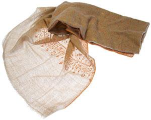 It's a Wrap—Hermes Shawl open
