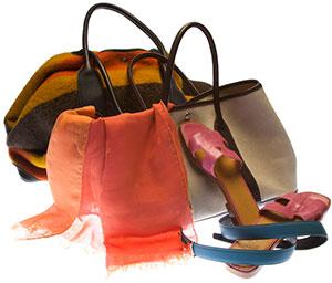 Effortless Chic -- Belt and Bag