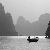 Halong Bay by Tom Jow