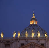 St. Peter's Basilica by Tom Jow