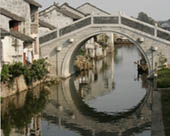 Suzhou Bridge by Mark McCauley