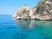 Ionian Blues by Mark Brignone