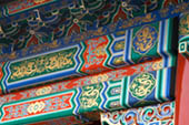Forbidden City Detail by Susan Davis