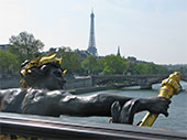 Paris in April by Aimee Froom