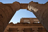 Luxor Temple by Sue Morning