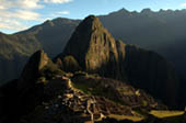 Sunrise at Machu Picchu by Glenn Kessler