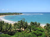 Luquillo Beach by Micah Stone