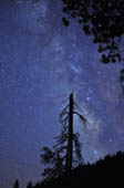 Milky Way Over the Sierras by Doug Croft