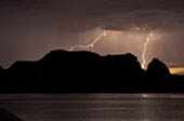 Lightning over Lake Powell by Tyler Jenss