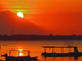 Gili Air Sunset by Allyson Korb