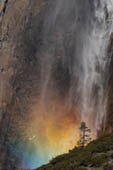 Yosemite Falls Rainbow by Doug Croft