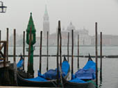 Venice in the Morning Fog by Catherine Boudreau