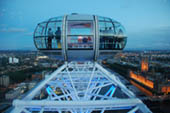London Eye by Karen Yu