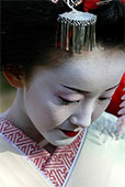 Geisha by Tom Jow