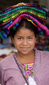 Guatemala Girl by Michele Zousmer